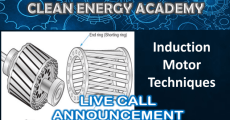 Live Call Induction Motor Techniques