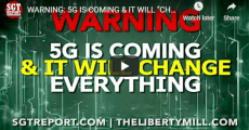"""Our Interview with SGT Report. """"Warning: 5G is Coming & It Will Change Everything"""""""