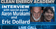Tonight, Sept. 8: Live Call with Eric Dollard, Aaron Murakami and the Clean Energy Academy