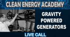 Gravity Powered Generators Live Call October 25