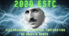 **AVAILABLE NOW** 2020 ESTC Presentation by 16 yo Griffin Brock, Seismic Forecasting: A Simplified Approach