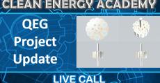 QEG Project Review Live Call Sunday April 2 1PM EST