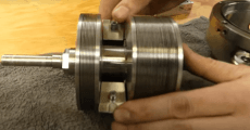 2 Stage Tesla Turbine Assembly by Jeremiah Ferwerda (video) & 2021 ESTC Schedule, Registration