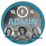 Group logo of QEG Academy Admin Team (Silver Members)