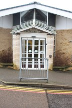 Roxburgh - Entrance