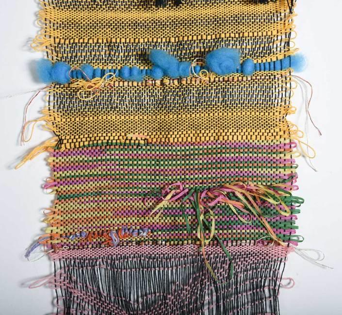 Detail of Spumoni © Susan Ball Faeder