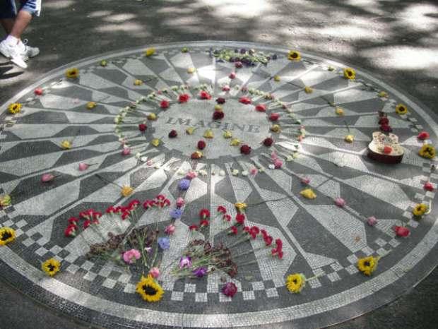 Jonh Lennon Central Park