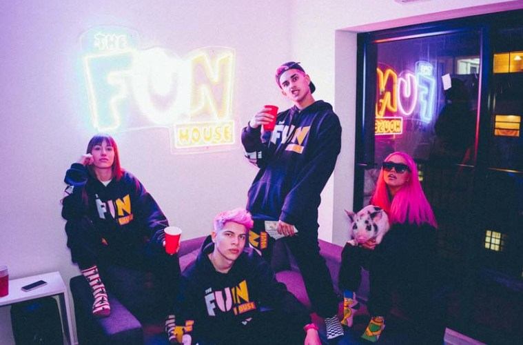 THE FUN HOUSE LA TENDENCIA DE TIK TOK – QEPD.news