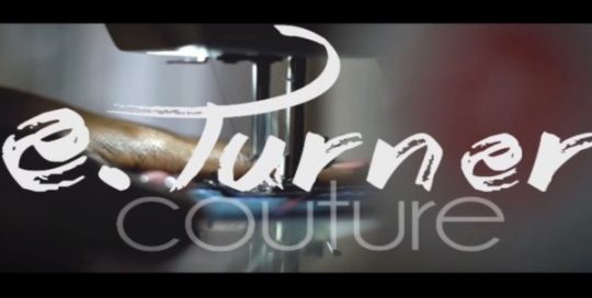 Houston Fashion Video Production Company - E Turner Couture commercial