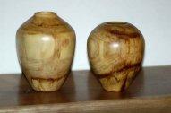 Colorado Spruce Hollow Forms