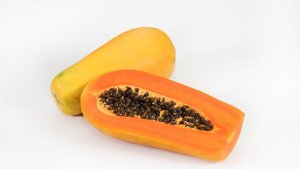 fruit, papaya, papaya