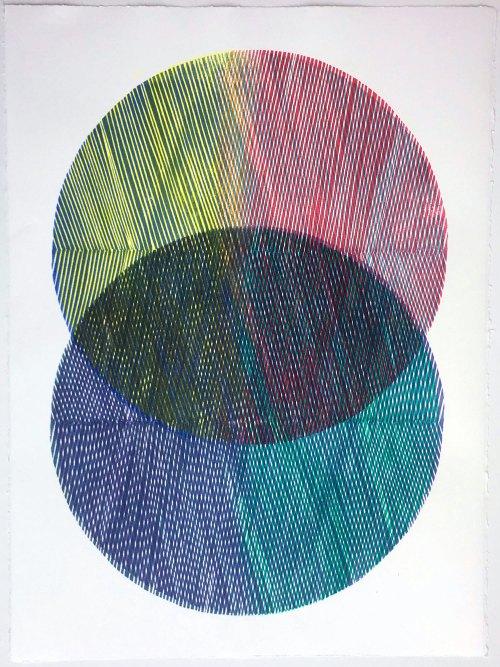 Lucinda-Tanner Mandorla-Study-II