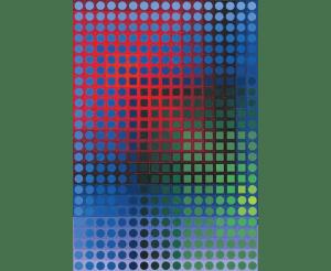 Rétrospective Vasarely @ Centre Pompidou