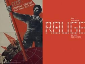 Rouge - Art et utopie au pays des Soviets @ Grand Palais