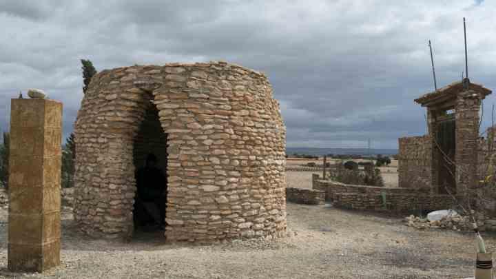 Tempio di Gaut, unico edificio religioso dell' odinismo in Spagna