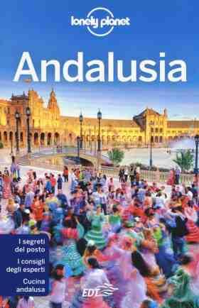 Guida Andalusia, Spagna del sud, Lonely Planet, Sierra di Grazalema inclusa