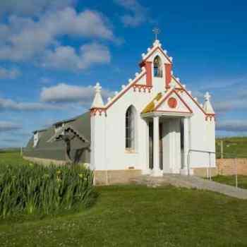 L'Italian Chapel: la chiesa dei prigionieri di guerra italiani in Scozia