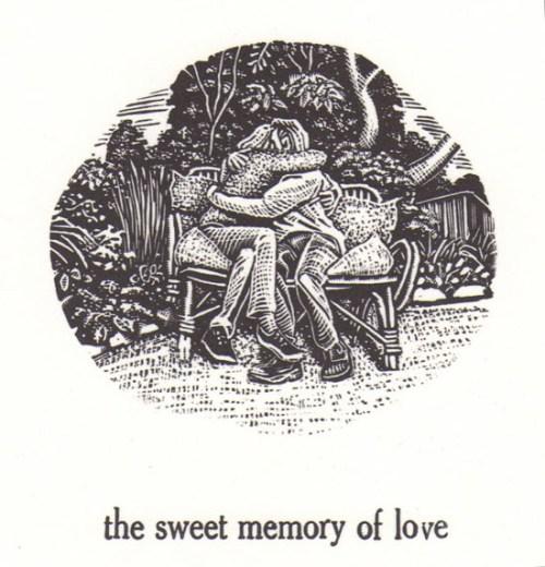 David_Frazer_The Sweet Memory of Love