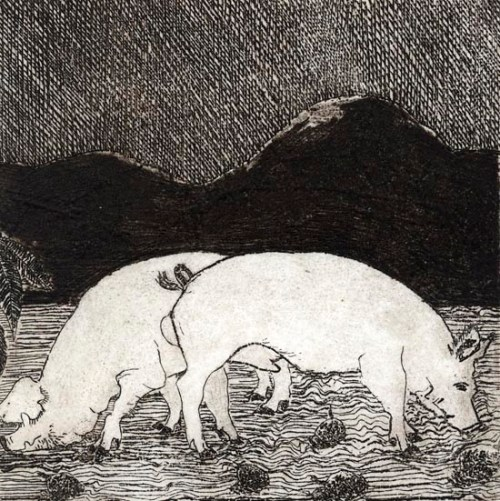 pauline-fraser-pigs-in-the-orchard