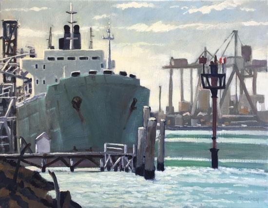 Philip-Davey-Loading-Dock