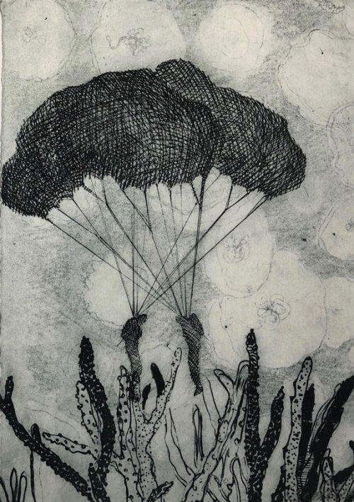 Lisa-Sewards_Paratrooper-Study-III