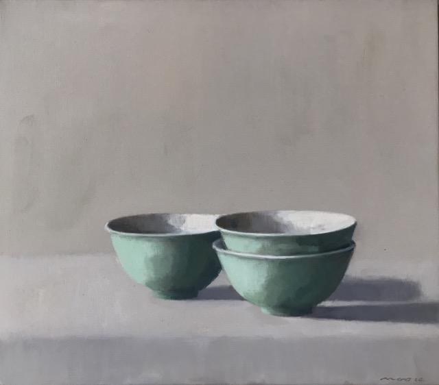 David Moore Three Bowls