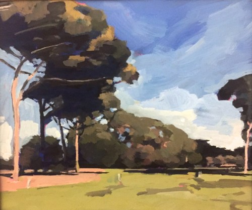 David Moore Trees, Queenscliff