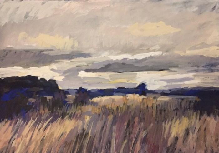 David Moore Paddocks Malmsbury$1600