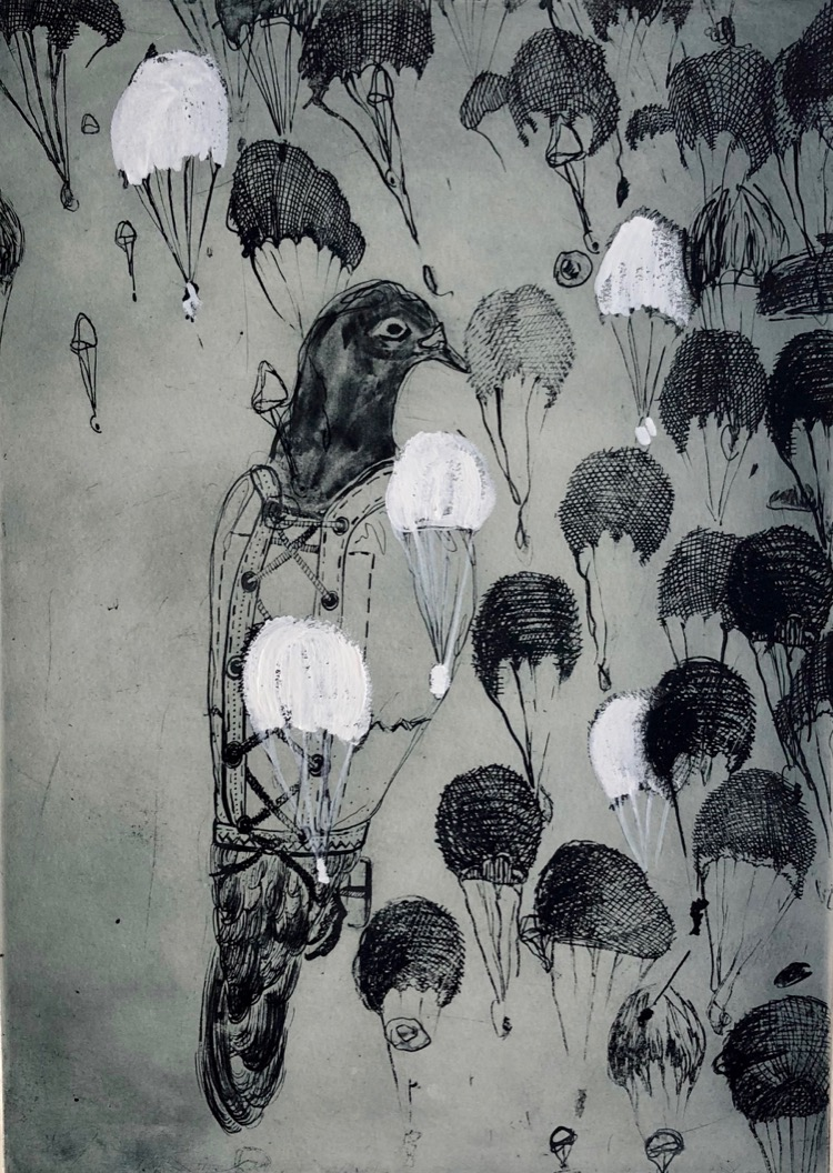 Lisa Sewards_White Parachutes