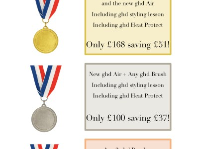 ghd Olympic packages Facebook