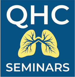 Quinones Healthcare Seminars Logo