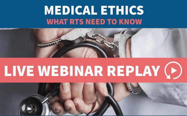 RT Ethics Webinar Replay