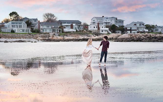 Boston's best wedding photographer, Q Hegarty Photography Weddings & Portraits