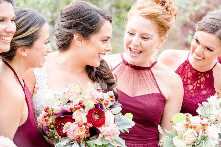 colorful maroon wedding them fall wedding Zorvino vineyard Sandown, NH  Q Hegarty Photography weddings and portraits