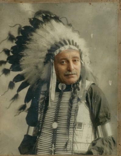 Chief Jumblatt