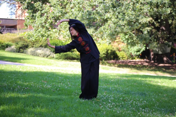 Abby Lee of Qigong Melbourne
