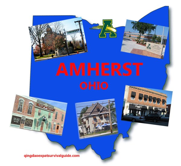 Amherst Ohio hometown
