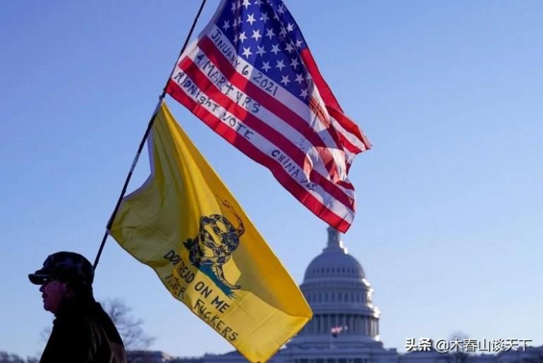 FBI警告:國會暴亂只是開始,拜登就職前後,50個州恐有暴動