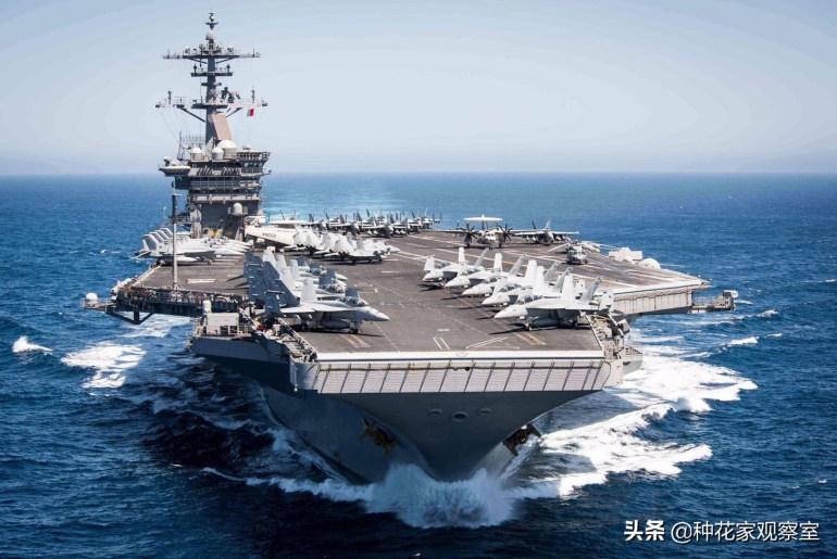 中国军舰数量让美国感到不安,中方反驳:我们对你们威胁没那么大