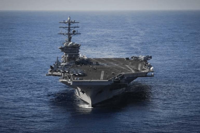 再度出击!辽宁号编队出海训练,从美军看航母战斗群任务分配