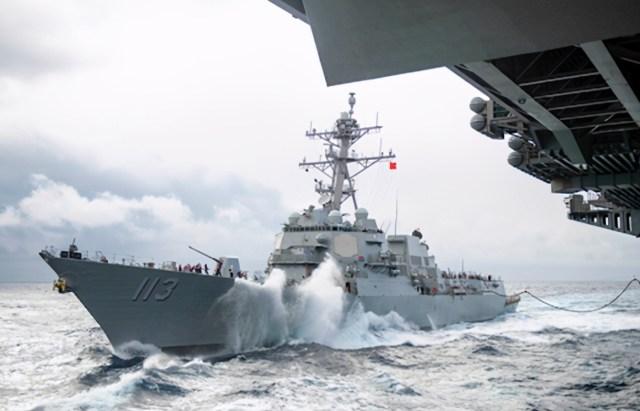 鋯石高超音速飛彈已經成熟,俄海軍一旦全面列裝,可對抗美國海軍