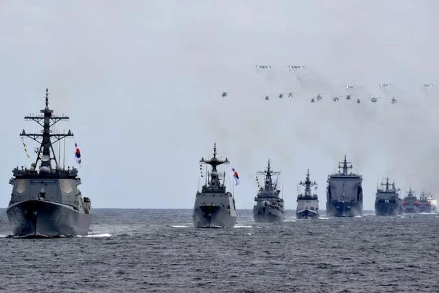 """东风导弹竖起,600公里射程涵盖台岛,五一战备不放松传递明确信号,""""台独""""死路一条"""