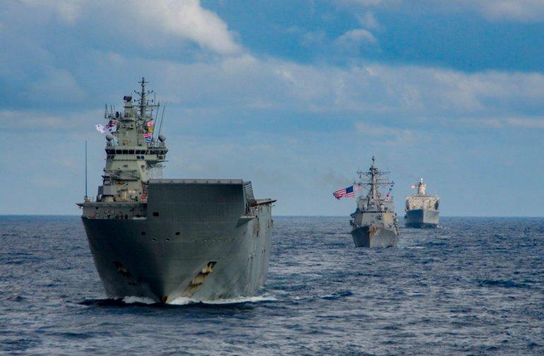 中方在东南沿海练登陆,强化跨海战力,宋忠平:为军事斗争打基础