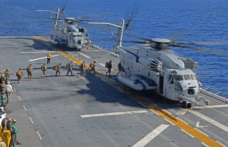 忌惮了?五角大楼称中俄拥有庞大核武库,美国永远不要与两国开战