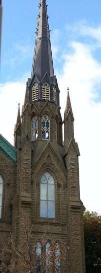 St-Dunstan's basilica.