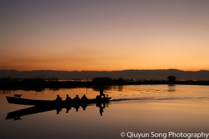Inle Myanmar in Transition