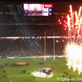 Why I Traveled 36 Hours to England Just to Watch the Rugby World Cup Final