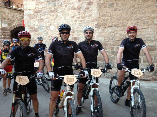 QKs santpedor terra maquis ciclistes