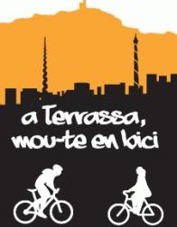poster terrassa mou-te bici bicicleta