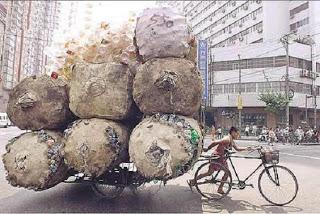 bicicleta carrega gran